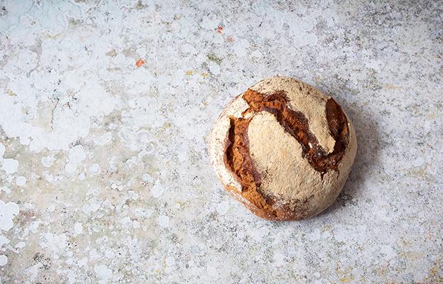 La miche de pain en question